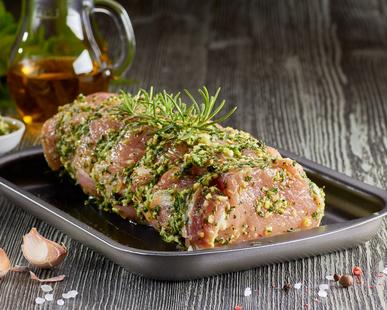 Bylinková marináda na vepřové maso