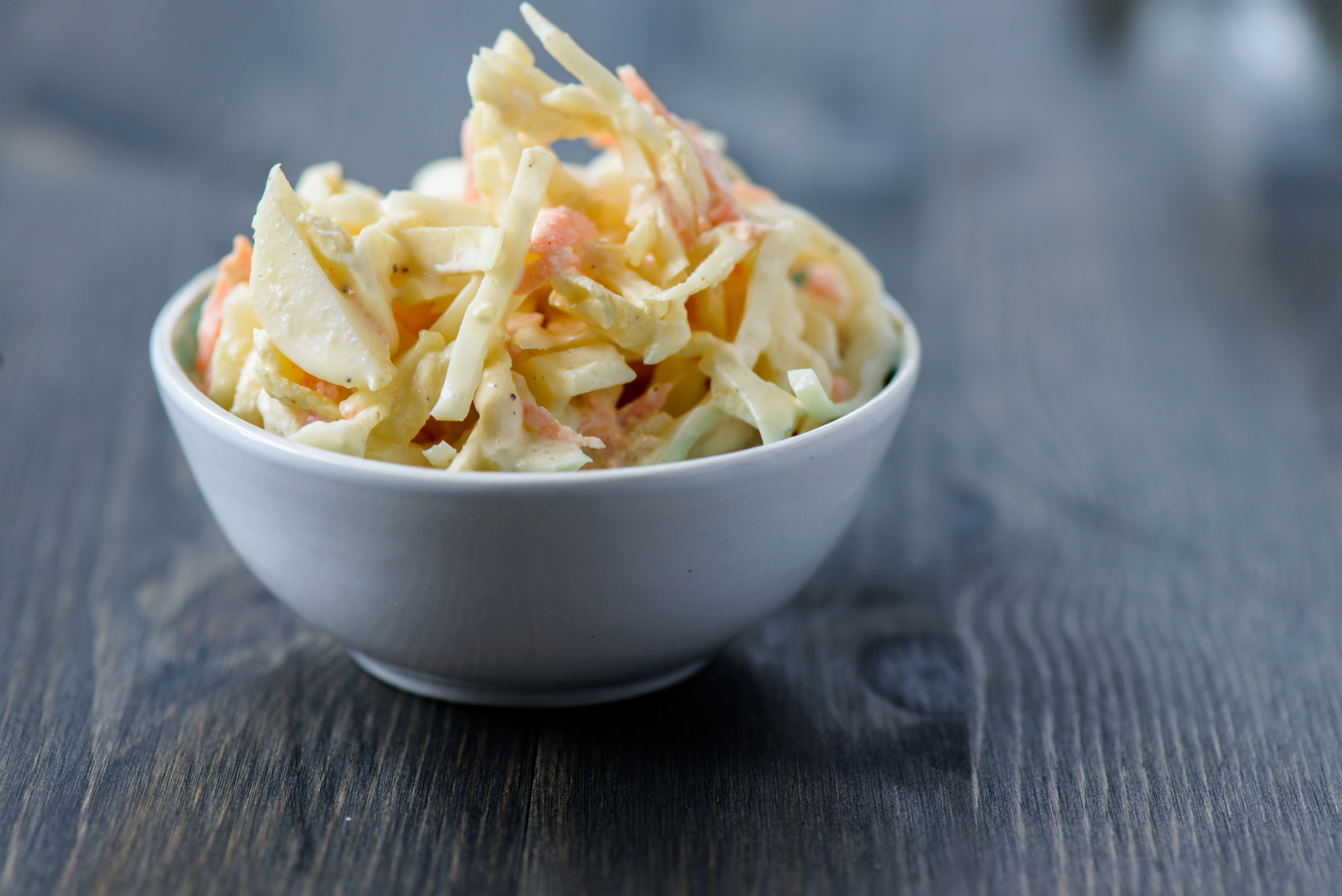 Salát Coleslaw bez majonézy