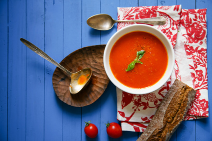 Rajská polévka z protlaku