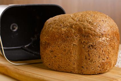 Žitný chléb z domácí pekárny