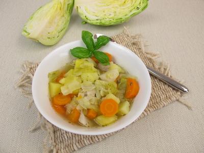Zeleninový eintopf