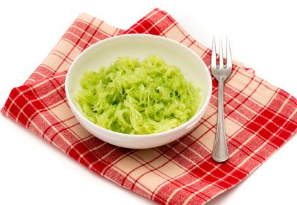 Okurkový salát s cuketou