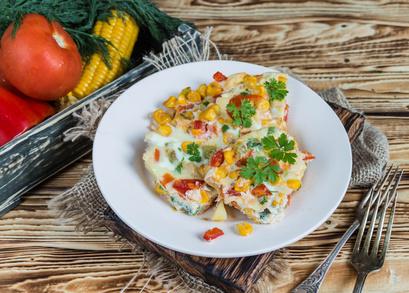 Omeleta z bílků