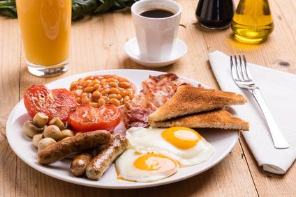Pravá anglická snídaně